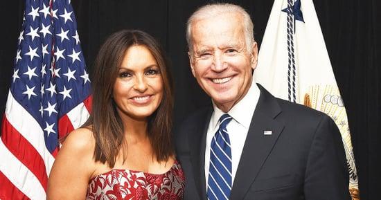 Joe Biden Honored by Mariska Hargitay's Joyful Heart Foundation for Efforts to End Domestic Violence