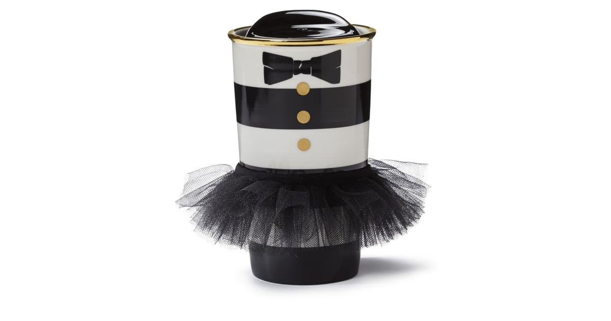 alice olivia starbucks collaboration striped cup with tutu