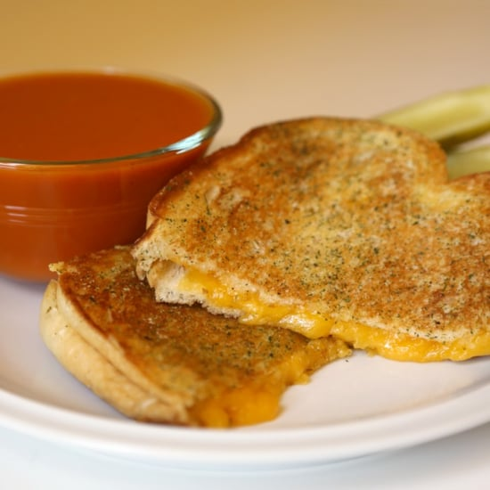 How Chefs Make Grilled Cheese