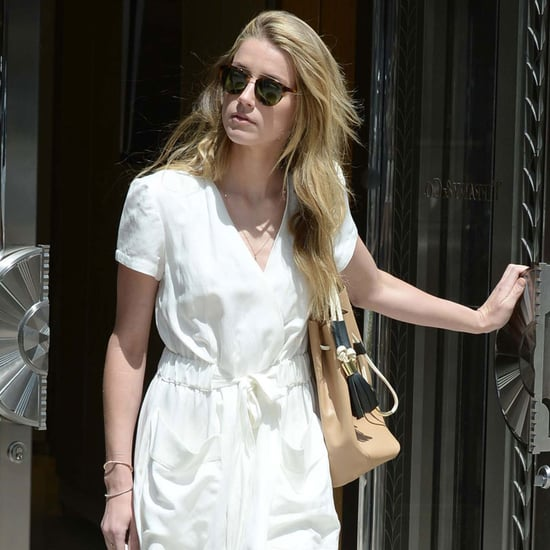 Amber Heard Out in LA After Divorce From Johnny Depp