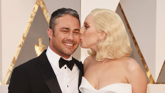 EXCLUSIVE: Taylor Kinney Talks Lady Gaga Wedding Plans: All I Want Is Pizza!