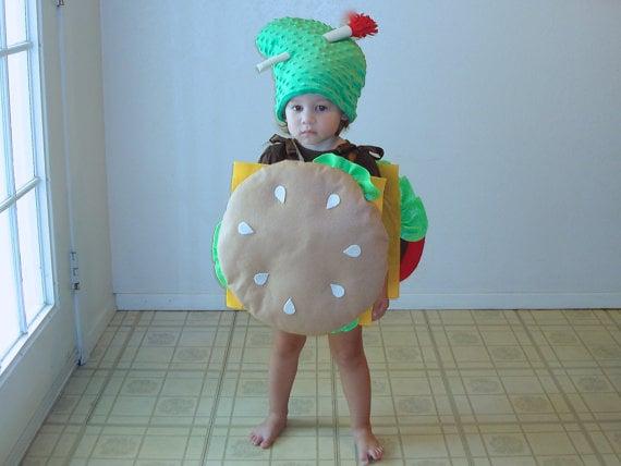 Baby Cheeseburger