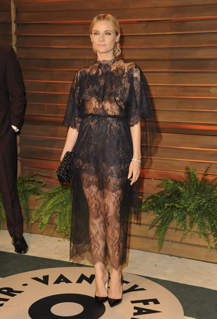 Diane Kruger at the 2014 Vanity Fair Oscars Party