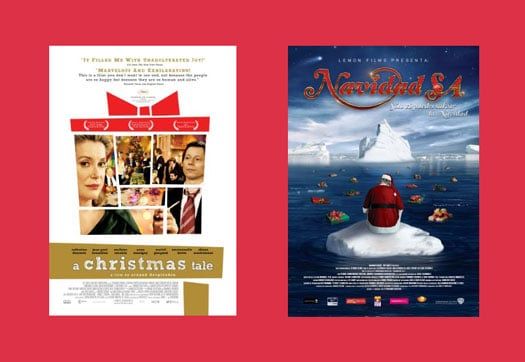 Some Holiday Spirit: Two Christmas Movies From Afar