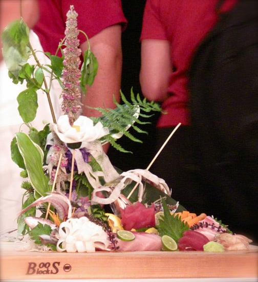 Masaharu Morimoto at the 2010 Aspen Food & Wine Classic