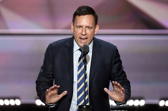 Peter Thiel Tries To Pivot His Personal Brand To Privacy Hero