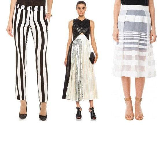 New Ways to Wear Stripes