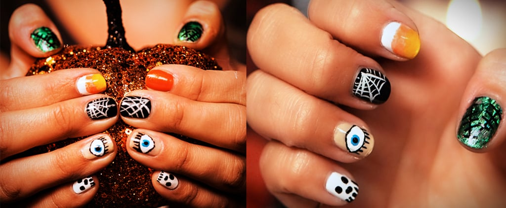 Not the Costume Type? Try a Spooky Manicure Instead