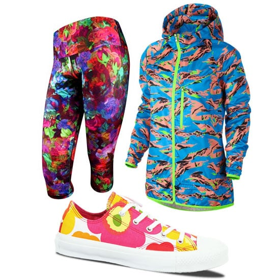 Printed Workout Clothes From Nike, Adidas and Style Runner