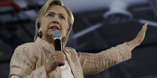Hillary Clinton Excoriates Donald Trump For Taking White Supremacy Mainstream