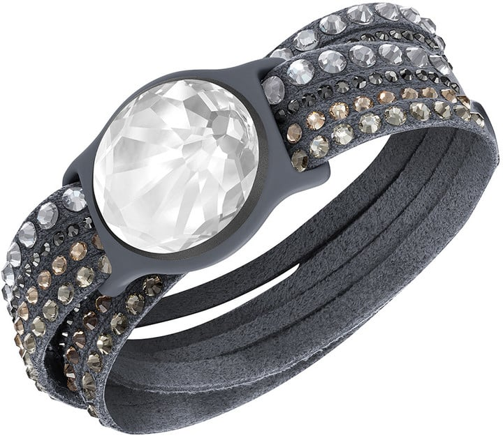 swarovski activity tracker bracelet jump start your new year 39 s resolution with these fitness. Black Bedroom Furniture Sets. Home Design Ideas