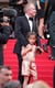 Valentina Pinault walked the red carpet with her dad Francois Henri Pinault during her mom, Salma Hayek's premiere for The Prophet on Saturday.