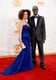 Don Cheadle and Bridgid Coulter attended the Emmys.