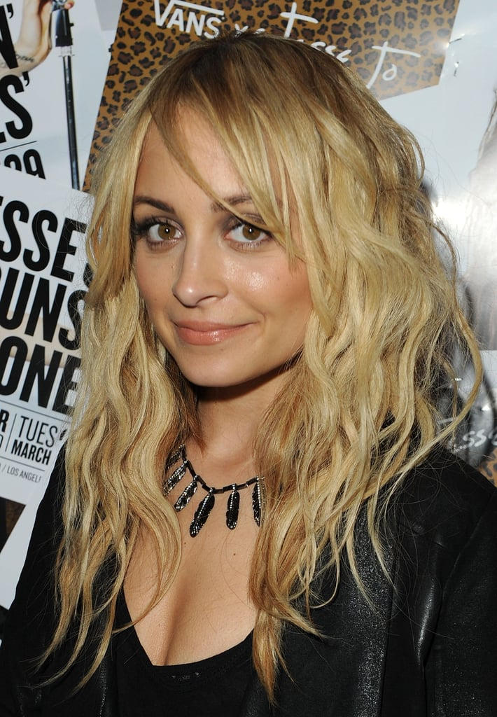 Nicole Richie Brings Her Smooth Moves to a Vans Party With Joel Madden