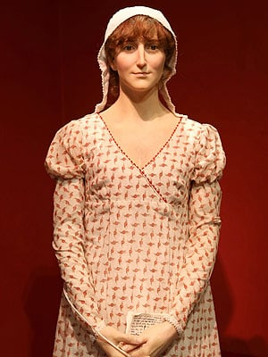 FBI Artist Helps Create First Waxwork Likeness of Jane Austen