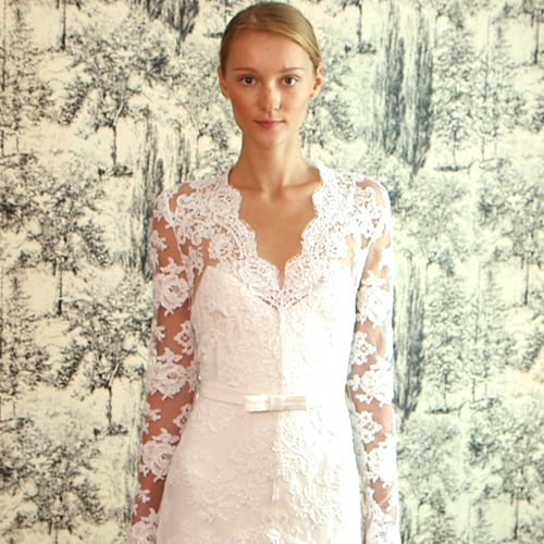 Temperley Bridal Spring 2013 (video)