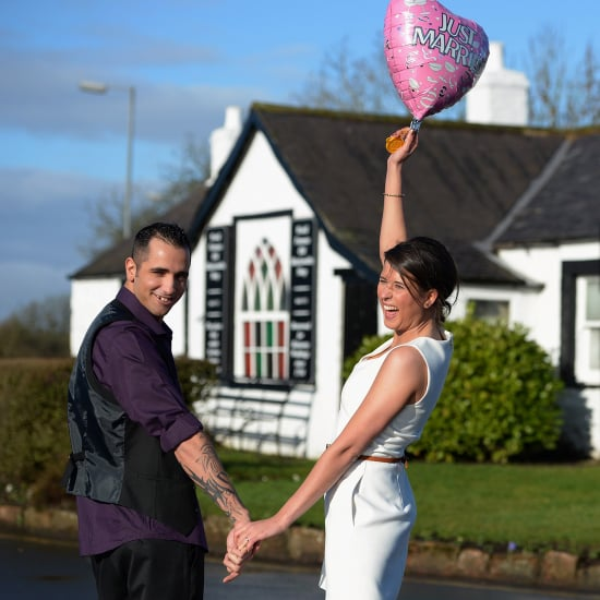 Weddings at Gretna Green in Scotland