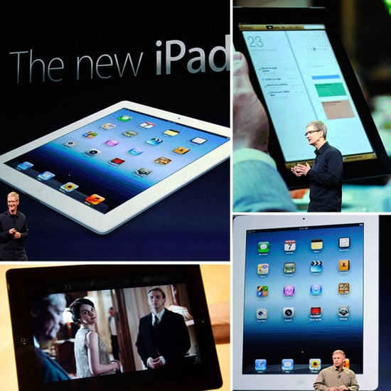 New iPad Features and News