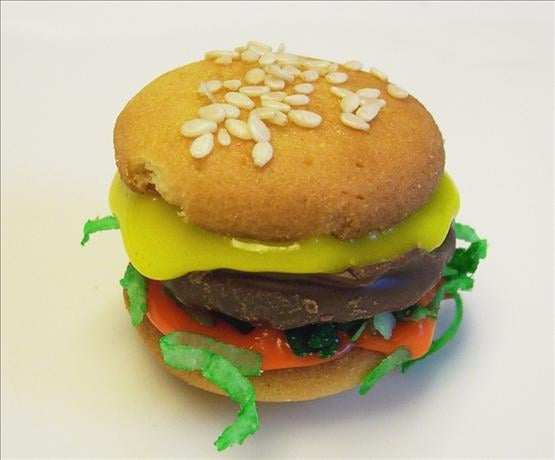 Cheeseburger Cookies