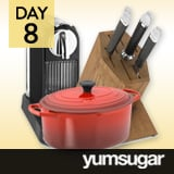 15 Days of Holiday Giveaways, Day 8: Win Your Holiday Wish List with $1,000 to Williams-Sonoma