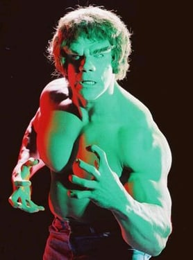 ABC Developing The Incredible Hulk Reboot For TV