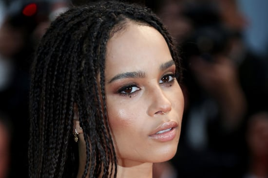 """Zoe Kravitz Says She Was Deemed Too """"Urban"""" For """"The Dark Knight Rises"""""""