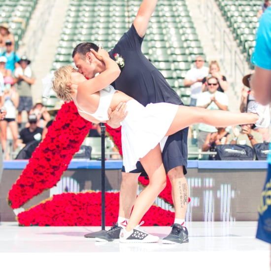 CrossFit Games Wedding