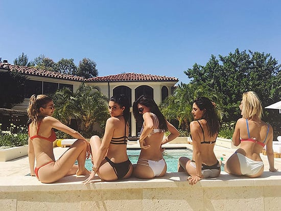 Kylie and Kendall Jenner Spend Memorial Day Weekend in Butt-Baring Bikinis: See the Sexy Snaps!