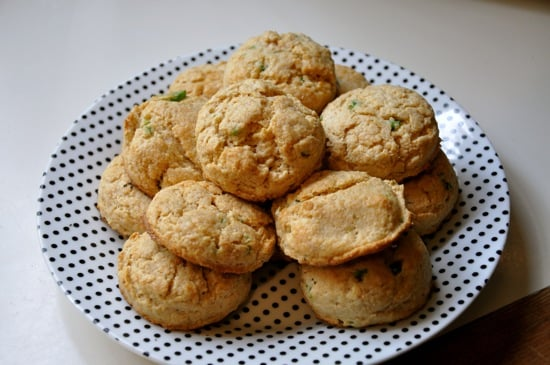 Jalapeno Buttermilk Biscuits