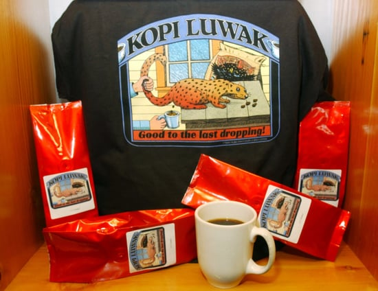 Would You Drink Kopi Luwak Coffee?