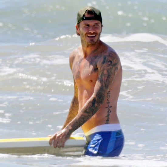 Shirtless Celebrity Pictures 2013