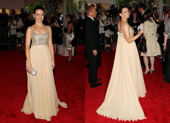 The Met's Costume Institute Gala: Kristin Davis