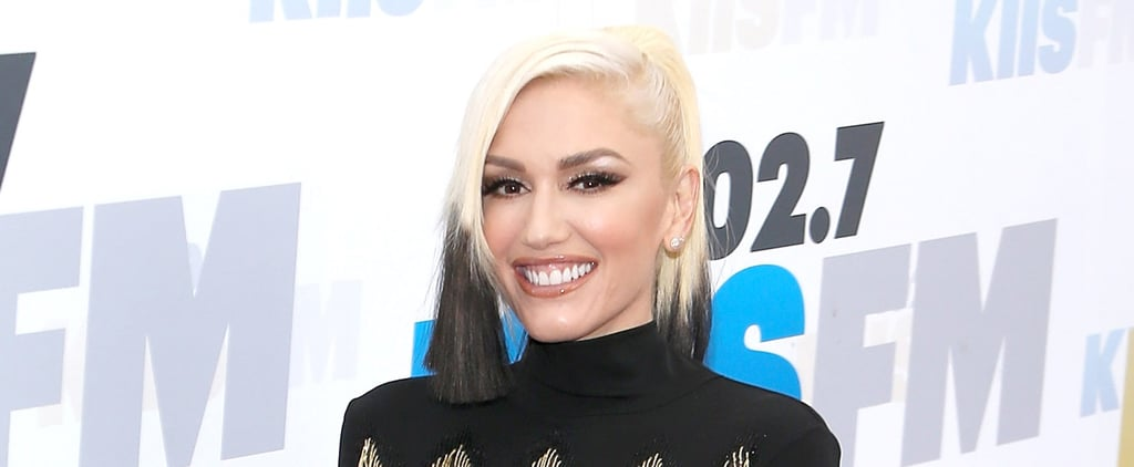 You'll Want to Hit the Gym After Getting a Peek at Gwen Stefani's Toned Tummy