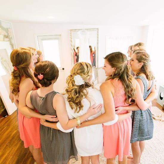 Creative Bridesmaid Photos