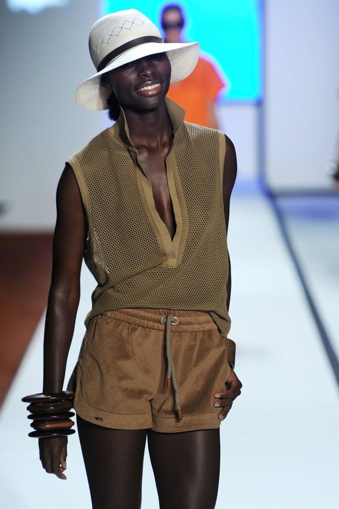 2011 Spring New York Fashion Week: Lacoste
