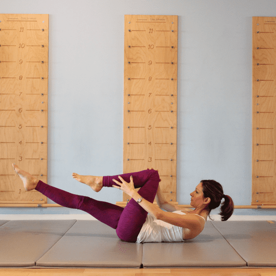 Pilates Ab Workout | Series of Five