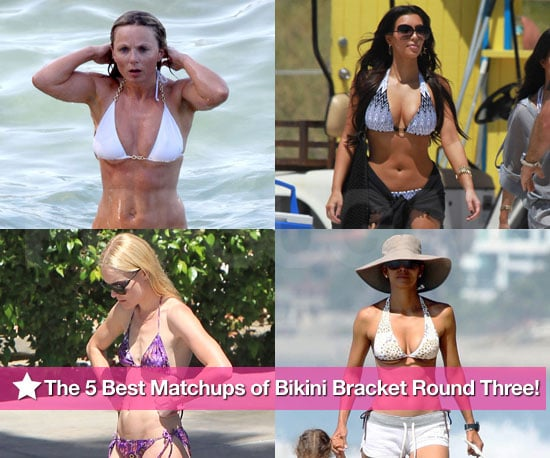 Bikini Pictures of Kate Bosworth, Halle Berry, Kim Kardashian, Brooklyn Decker, Megan Fox