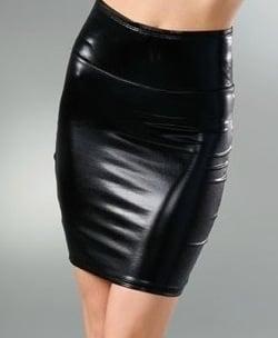 Kova & T Latex High Waisted Skirt: Love It or Hate It?