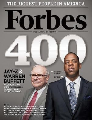2010 Forbes 400 List