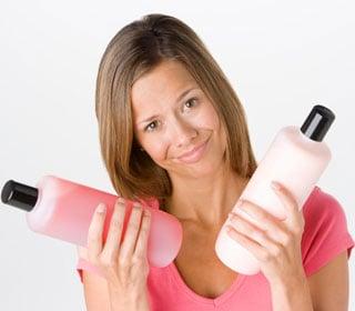 Do You Match Your Shampoo and Conditioner? 2010-07-19 09:01:15
