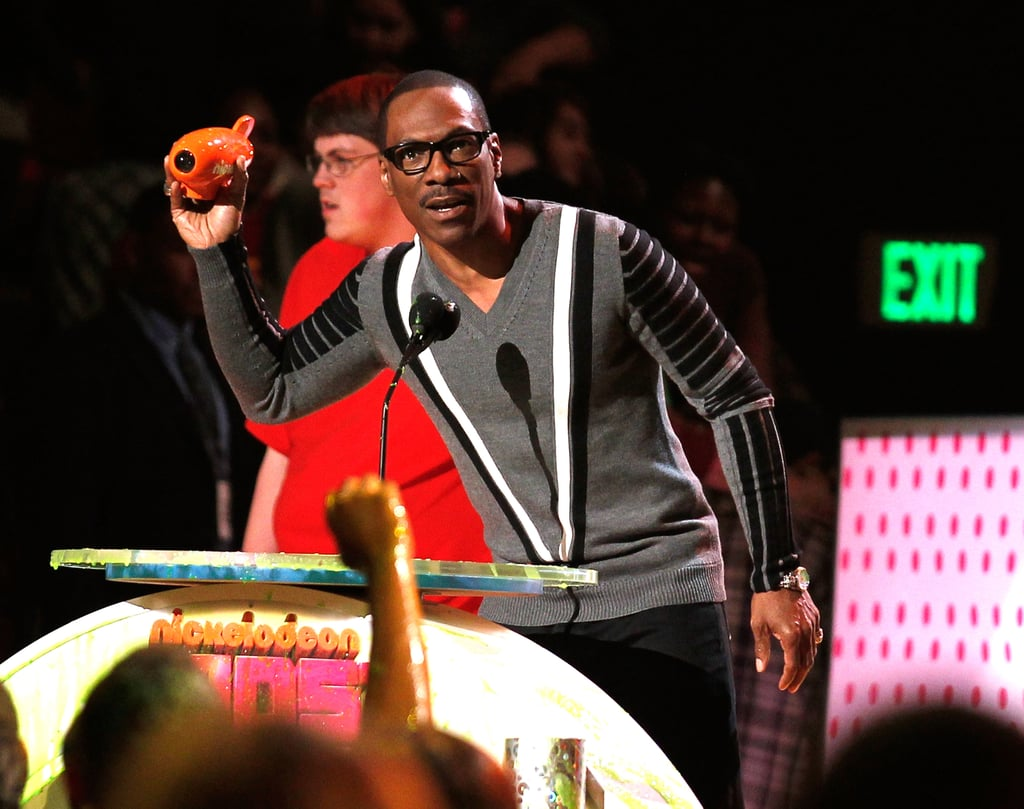 Photos From the Kids' Choice Awards Show