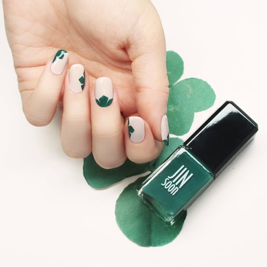 Pretty St. Patrick's Day Nail Art DIY
