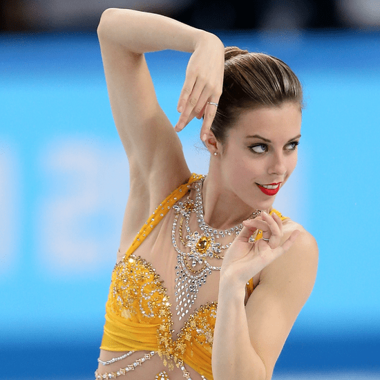 Womens Figure Skating Hair at Sochi Olympics 2014