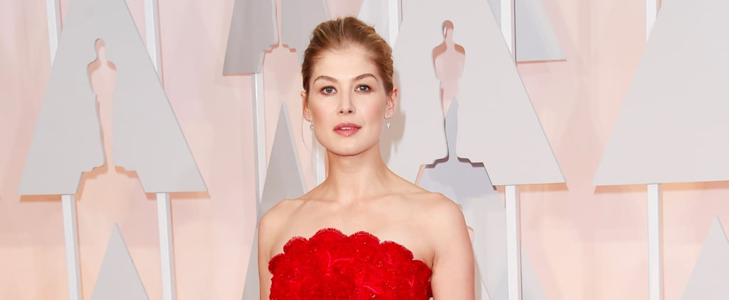 Poll: Rosamund Pike Is on Fire in Givenchy