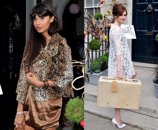 Pictures of Jameela Jamil and Sophie Ellis-Bextor