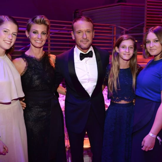 Tim McGraw and Faith Hill Have a Beautiful Home Life