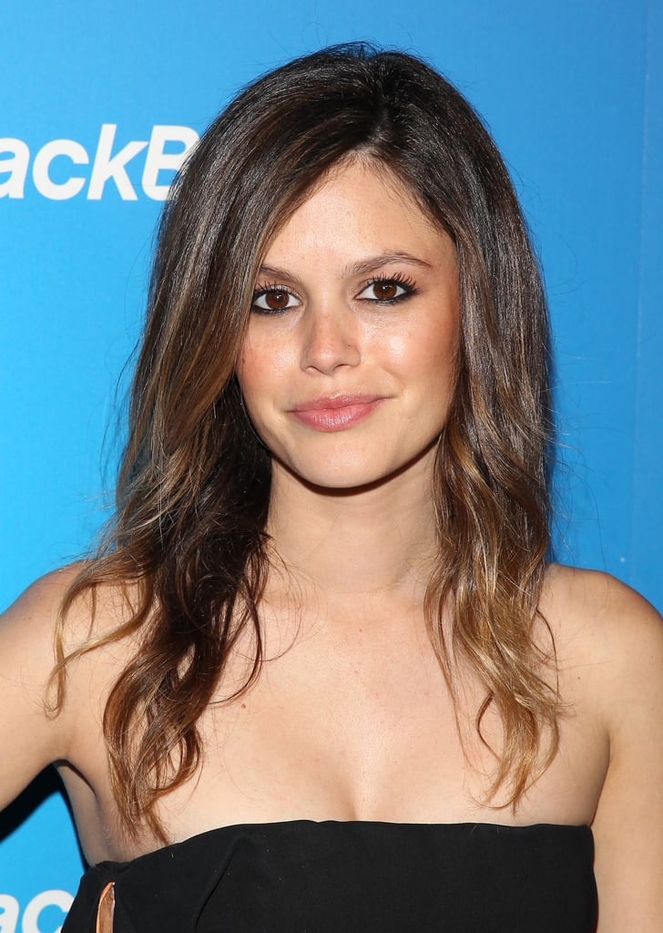 Rachel Bilson made an excellent case for wearing extra liner along the lower lash line. She kept the rest of her look pared back with mascara, bronzer, and a natural-looking gloss.