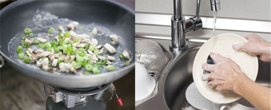 Would You Rather Cook or Wash Dishes?