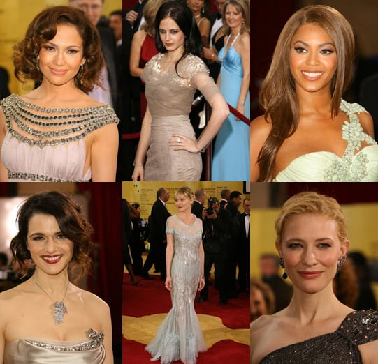Oscars Red Carpet Trend: Bejeweled