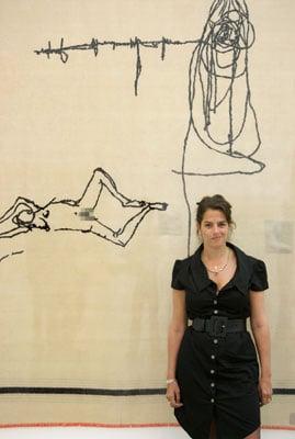 "Artist Tracey Emin: ""It Was Always About Sex, Not Money"""